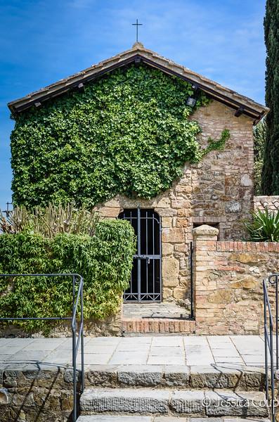 Chapel at Banfi