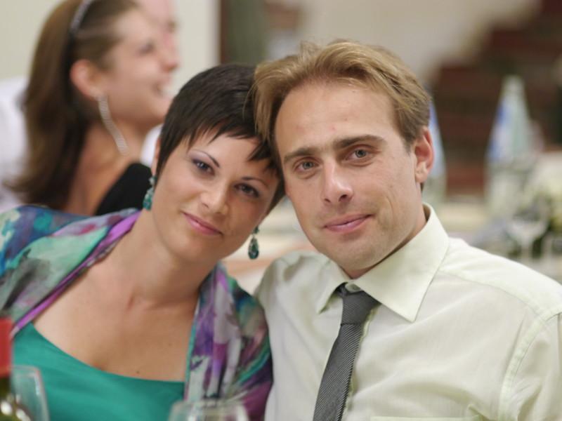 Elena e Francesco.