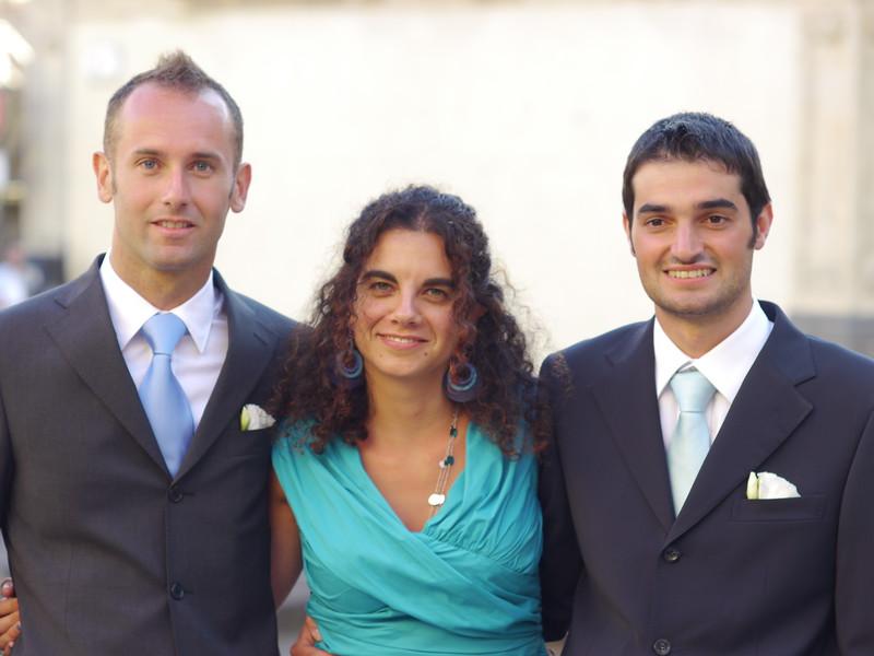 Andrea, Barbara, Lorenzo