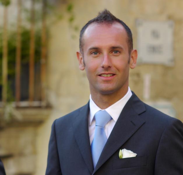 Andrea Bruschi, una somiglianza inquietante con Francesco Facchinetti. Che sia anche lui un figlio dei Pooh?
