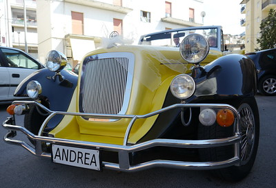 La Andrea-mobile