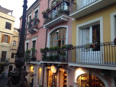 Sicily: Biking the Southern Coastal Villages by Susan D. 9/26/14