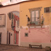 Lipari Painted Building