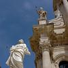 Statues by Ignazio Marabitti