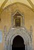 The famous portico by Domenico and Antonello Gagini in Palermo, Sicily, Italy.