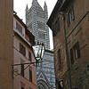 Il Duomo in the distance