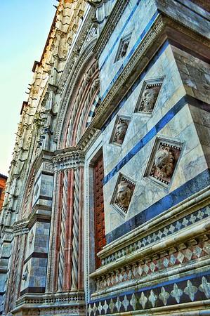 """""""Duomo in Ombra"""" - Siena, Italia"""