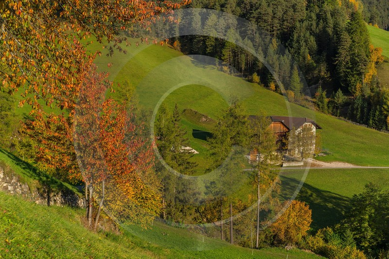 Single Shot Italy Panoramic Landscape Photography Scenic Lake Modern Art Prints Autumn - 018860 - 12-10-2015 - 7952x5304 Pixel