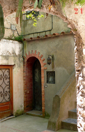 #21 Doorway in Capri