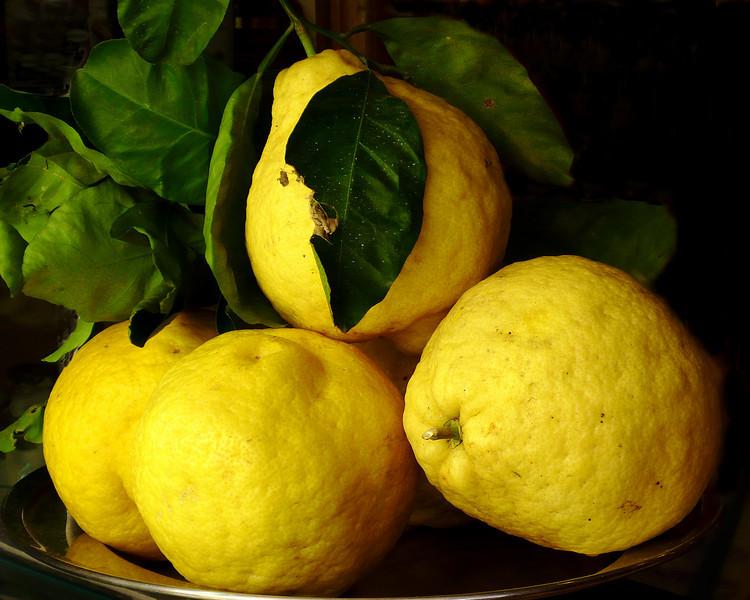 11. Lemons in Capri