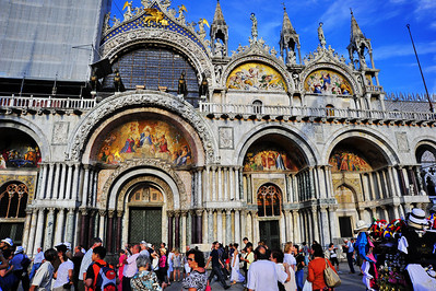 Venice_StMarks_Cathedral_facade_D3S0118