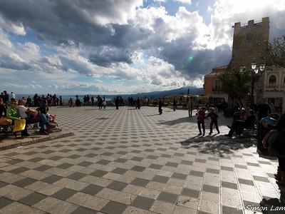 Taormina, Sicilly, Italy