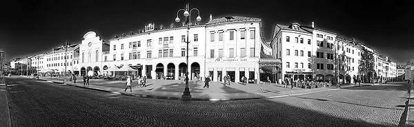 Piazza dei Martiri,  Belluno, Italy