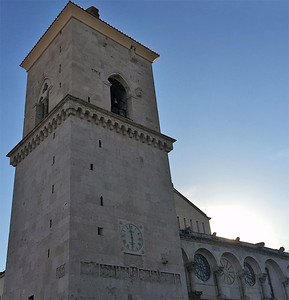 Sancta Maria de Episcopio Cathedral, Benevento, Italy