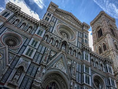 Basilica of Santa Maria del Fiore, Firenze, Italy