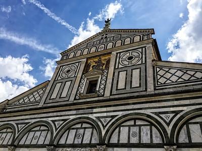 Basilica di San Miniato al Monte, Firenze, Italy
