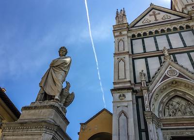 Basilica di Santa Croce, Firenze, Italy