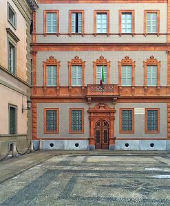 Alessandro Manzoni's house, Milano, Italy