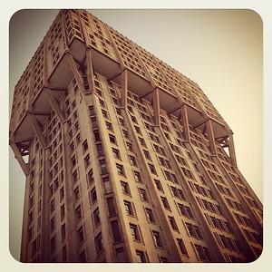 Torre Velasca, Milano, Italy