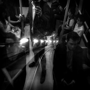M5 underground line, Milan, Italy