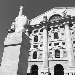 Stock Exchange, Milano, Italy