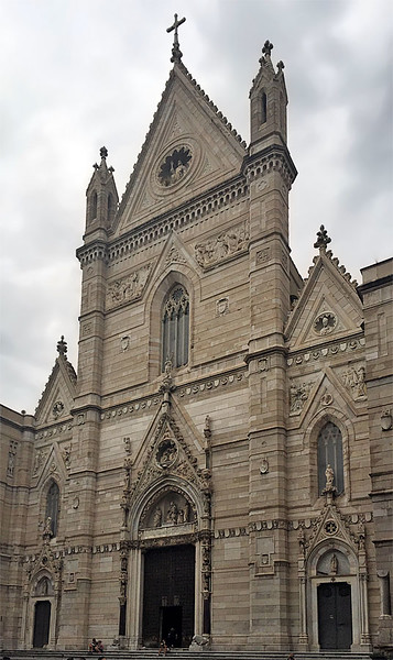 Cathedral of Napoli, Italy
