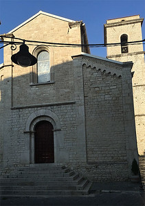 Church of St. Michele Arcangelo, Potenza, Italy