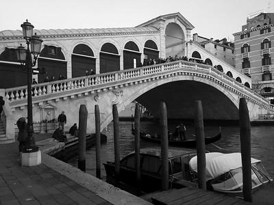 Rialto bridge, Venezia (Venice), Italy