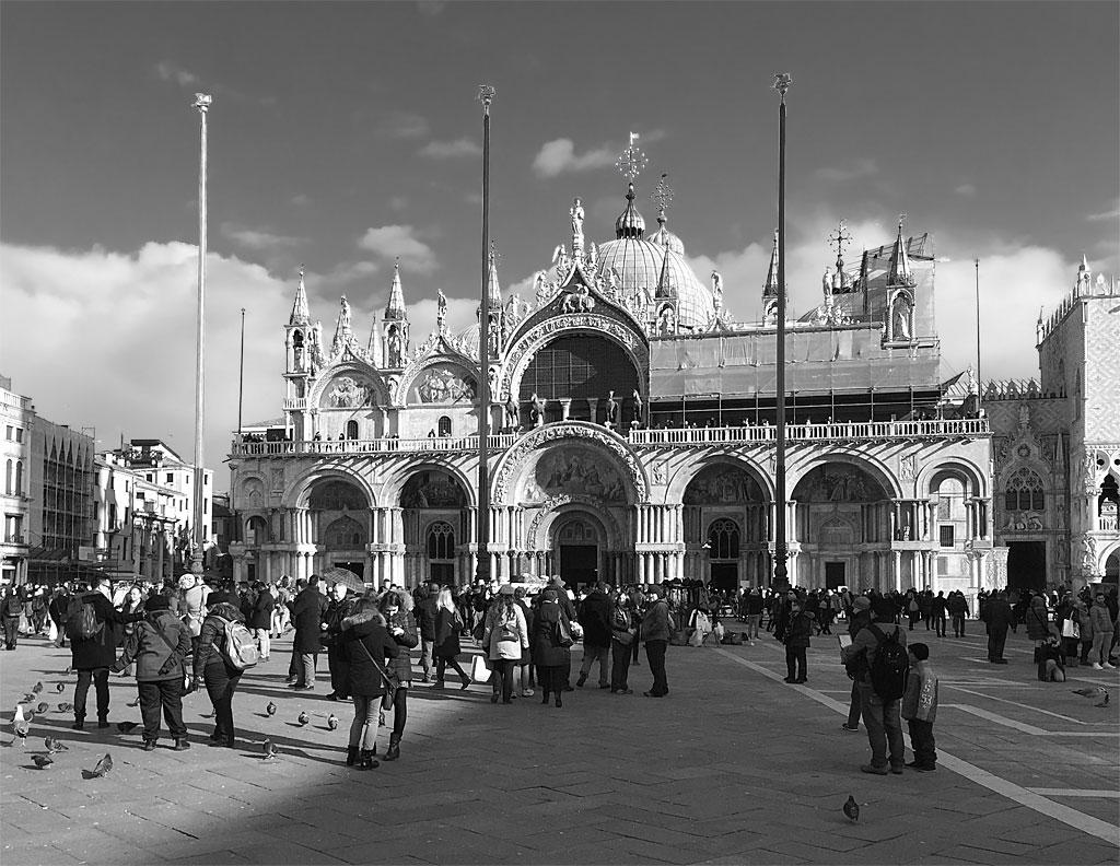St Mark's Basilica (San Marco), Venezia (Venice), Italy