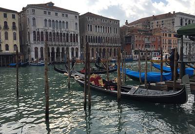 The Grand Canal, Venezia (Venice), Italy