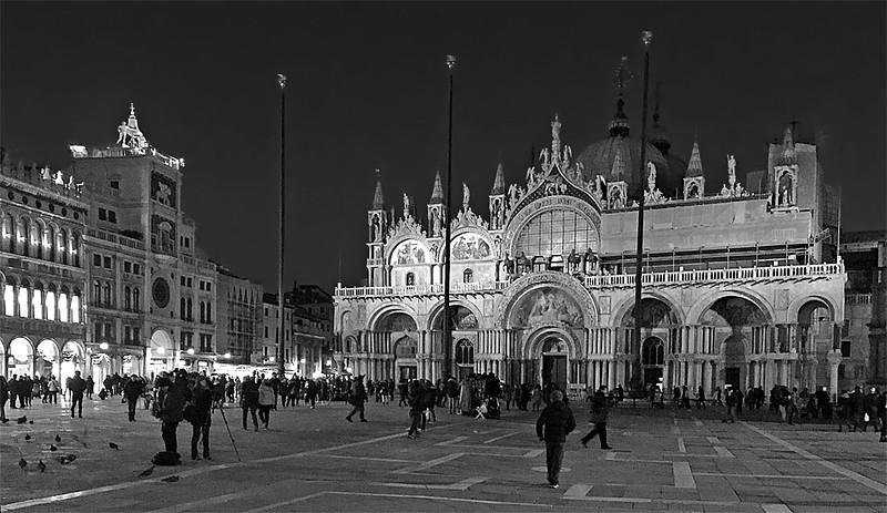 St. Mark's Basilica, Venezia (Venice), Italy