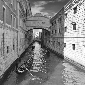 Ponte dei Sospiri, Venezia (Venice), Italy