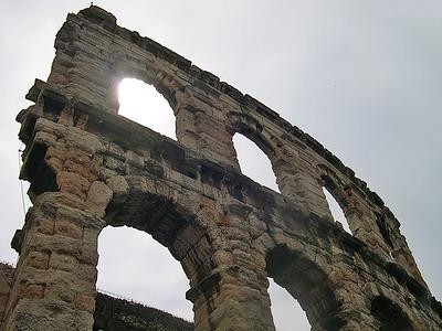 The Arena,  Verona, Italy