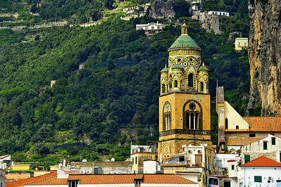 The Cathedral of Amalfi:  Faith, History and Art
