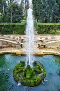 """Bubbling Happiness"" - Villa d'Este - Tivoli"