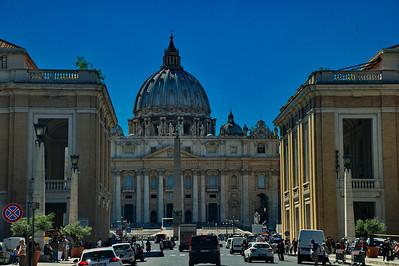 Vatican & St. Peters