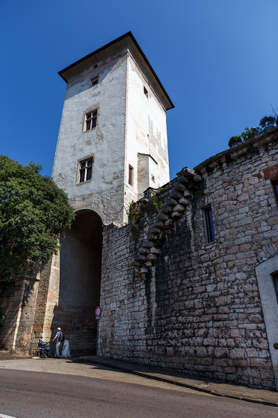Buonconsiglio Castle - Eagle Towe