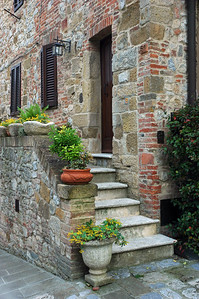 Via Landucci, Montefollonico.