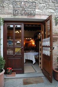 A wonderful restaurant just inside the main gate.
