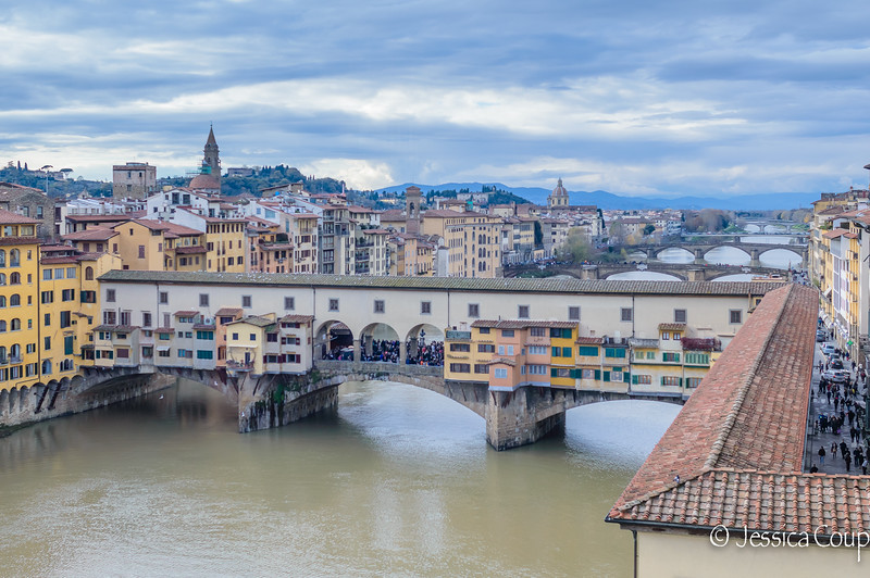 View From the Uffizi Window