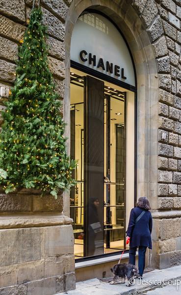 A Chanel Christmas