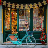 Christmas Shopping by Bike