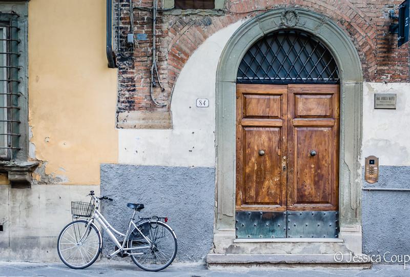 Bike at 84