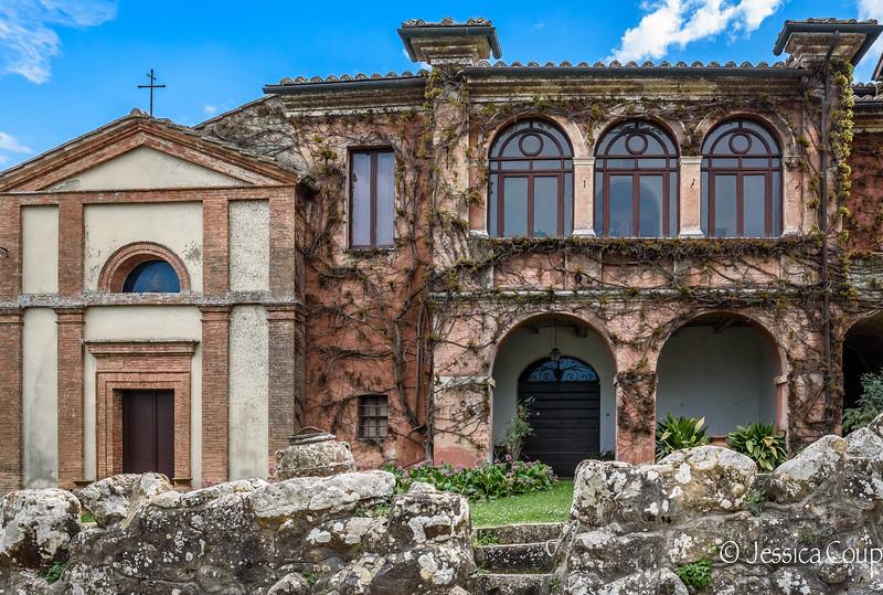 Biondi-Santi Winery Chapel