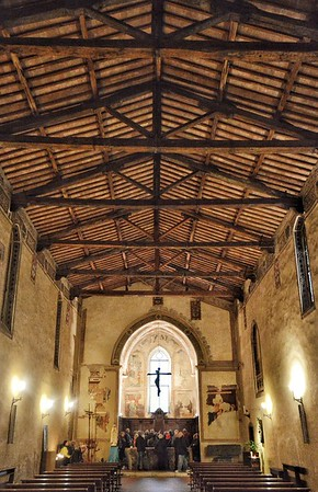 """San Francesco"" - Pienza, Italia"