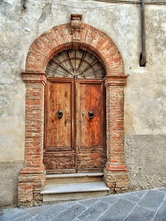 """Time Tested Ingress"" - Montalcino, Italia"