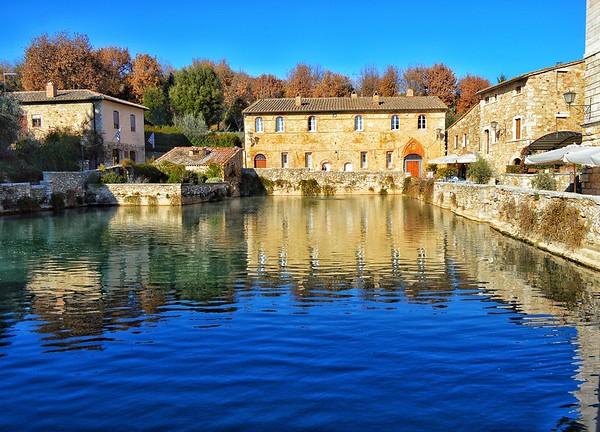"""""""Bagno Vignoni"""" - Toscana"""