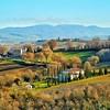 """Bella Toscana"" - Bagno Vignoni"