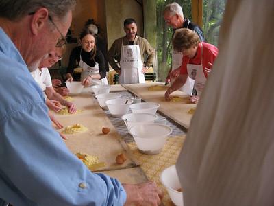making biscotti