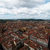View of Florence from the catheral's bell tower